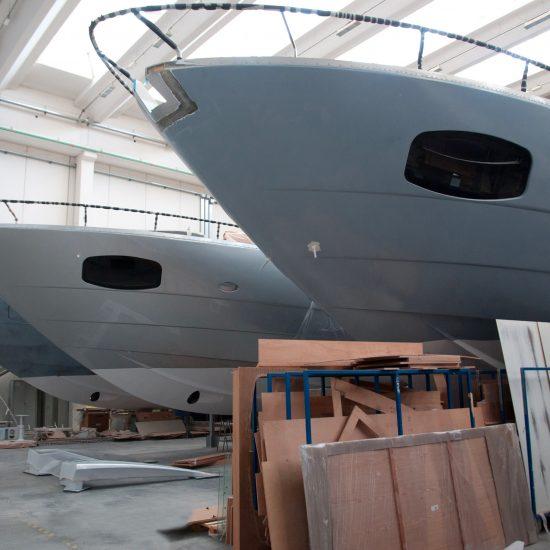 NW 1 PLUS polishing compound for composites - marine production